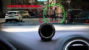 Mobileye safety system padestrian alert Mobileye collision avoidance system installation
