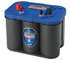 Optima Blue top marine battery Vaughan, marine battery installation north york