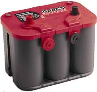 Optima Red top battery installation vaughan, red top battery north york