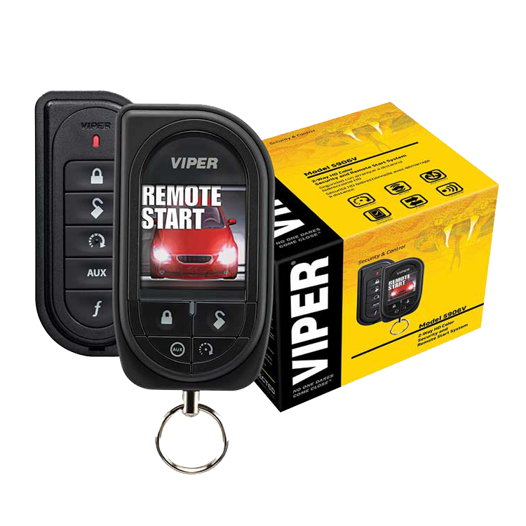 Car Remote Starter Installation Toronto, Viper Remote
