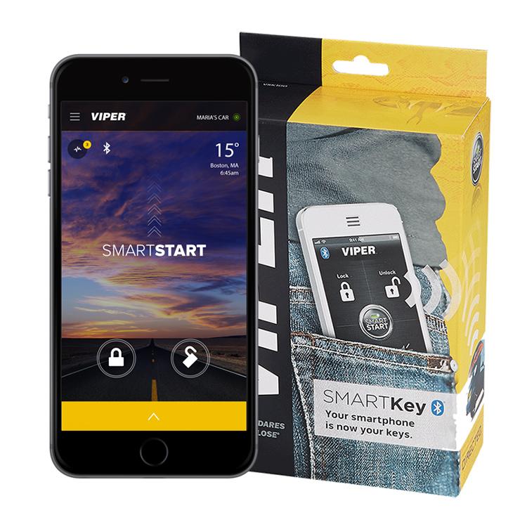 Viper vsk100 smart key entry installation Vaughan smart key installation north york
