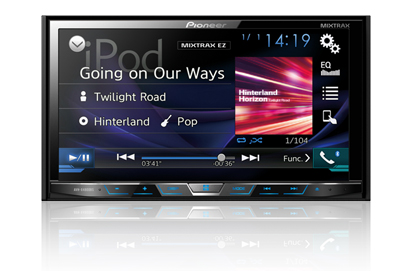 Pioneer AVH-X4800BS DVD North york, Pioneer AVH-X4800BS Bluetooth Toronto, AVH-X4800BS Vaughan