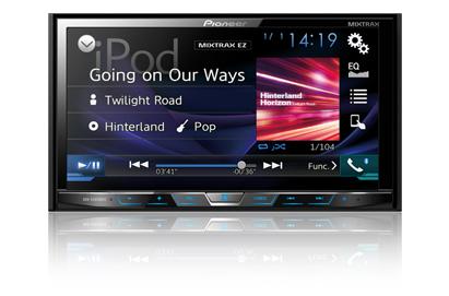 Pioneer AVH-X5800BHS DVD North york, Pioneer AVH-X5800BHS Bluetooth Toronto, AVH-X5800BHS Vaughan