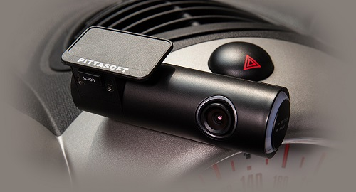BlackVue DR350-FHD Dash cam installation vaughan. Blackvue dashboard camera north york. BlackVue DR350-FHD single dash cam system