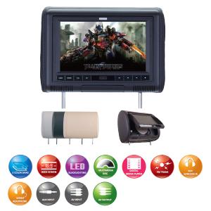 SAVV LM-98D Headrest DVD