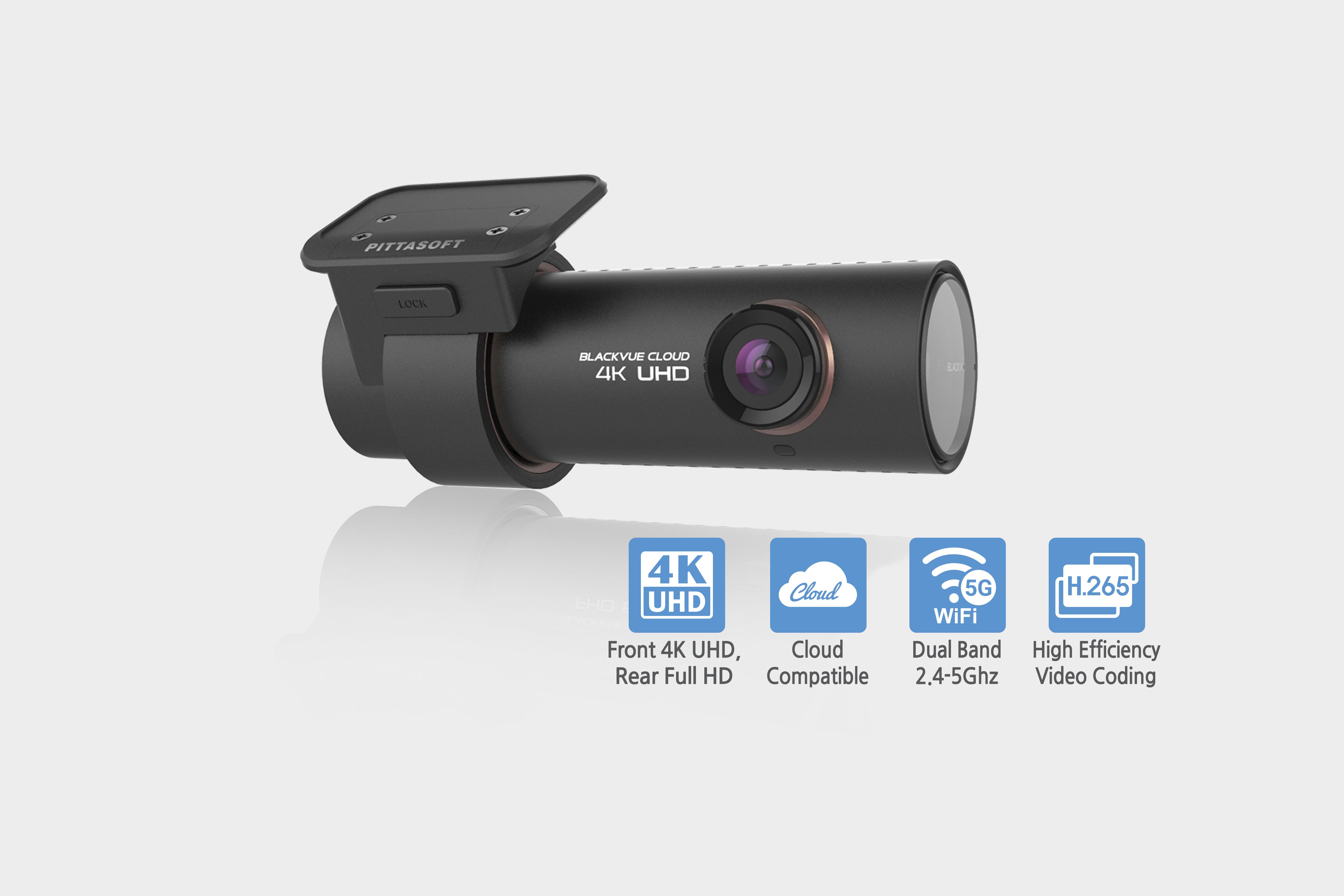 Blackvue DR900S-1CH 4K dash cam